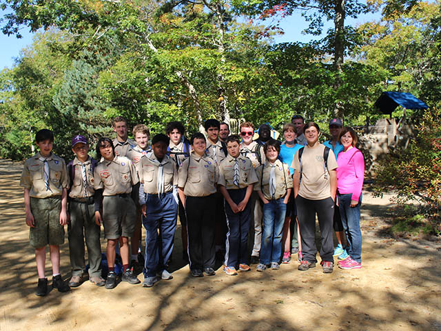 Scout-group